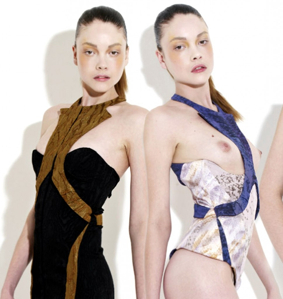 Solweig Rediger Lizlow + Paris + model