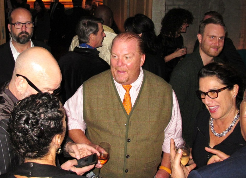 Mario Batali, The Lunchbox Fund hosts Fall Fete 2013