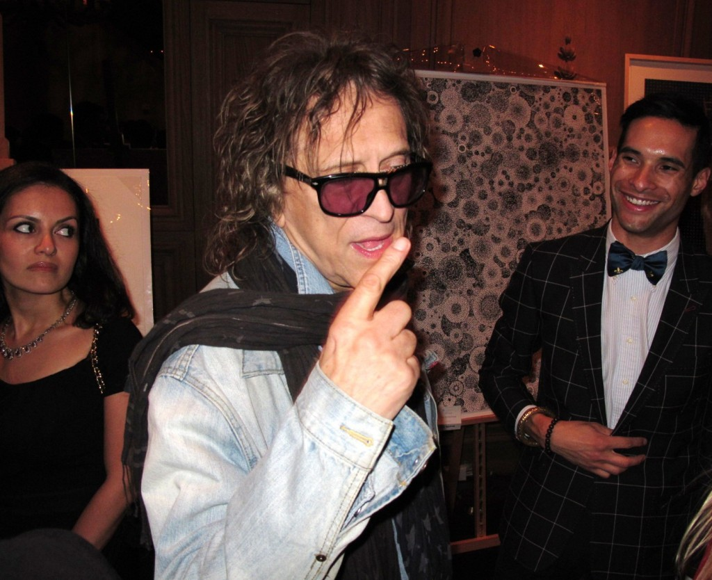 Mick Rock, The Lunchbox Fund hosts Fall Fete 2013