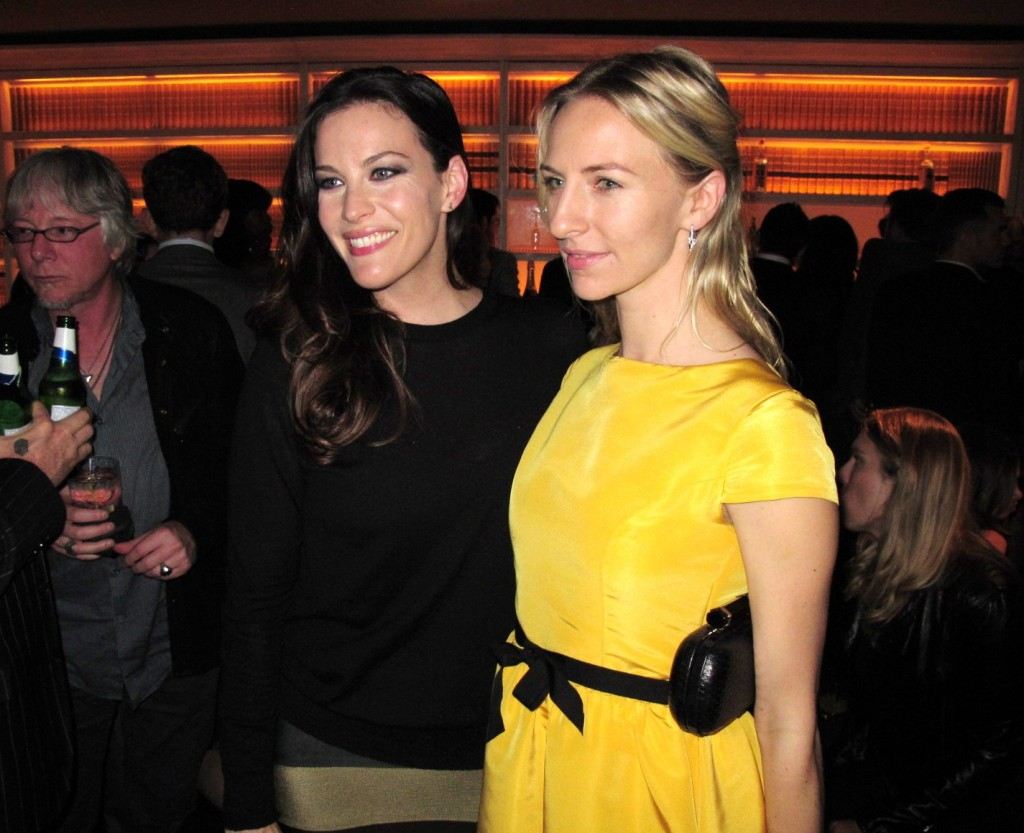 Liv Tyler, Mickey Sumner, The Lunchbox Fund hosts Fall Fete 2013