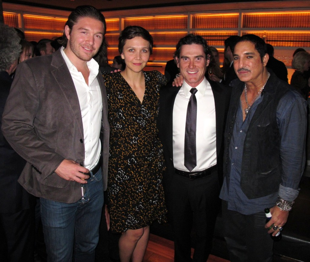 Phlippe-Artus J. Hoerle, Maggie Gyllenhaal, Billy Crudup, Nur Khan, The Lunchbox Fund hosts Fall Fete 2013