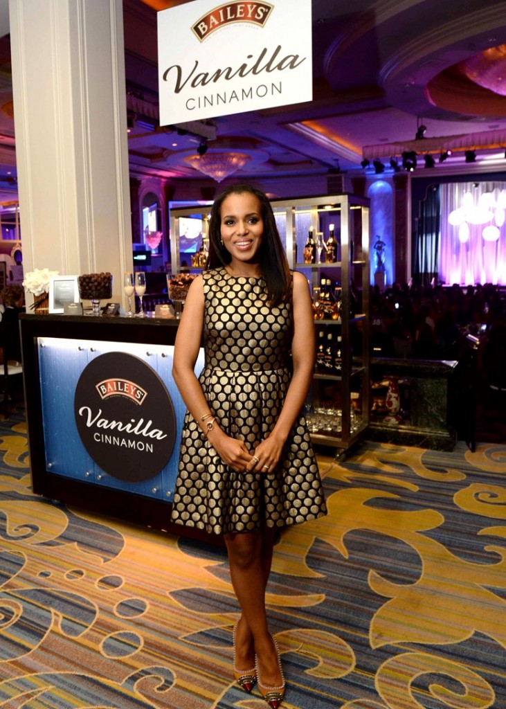 Kerry Washington_Variety Power of Women_BAILEYS