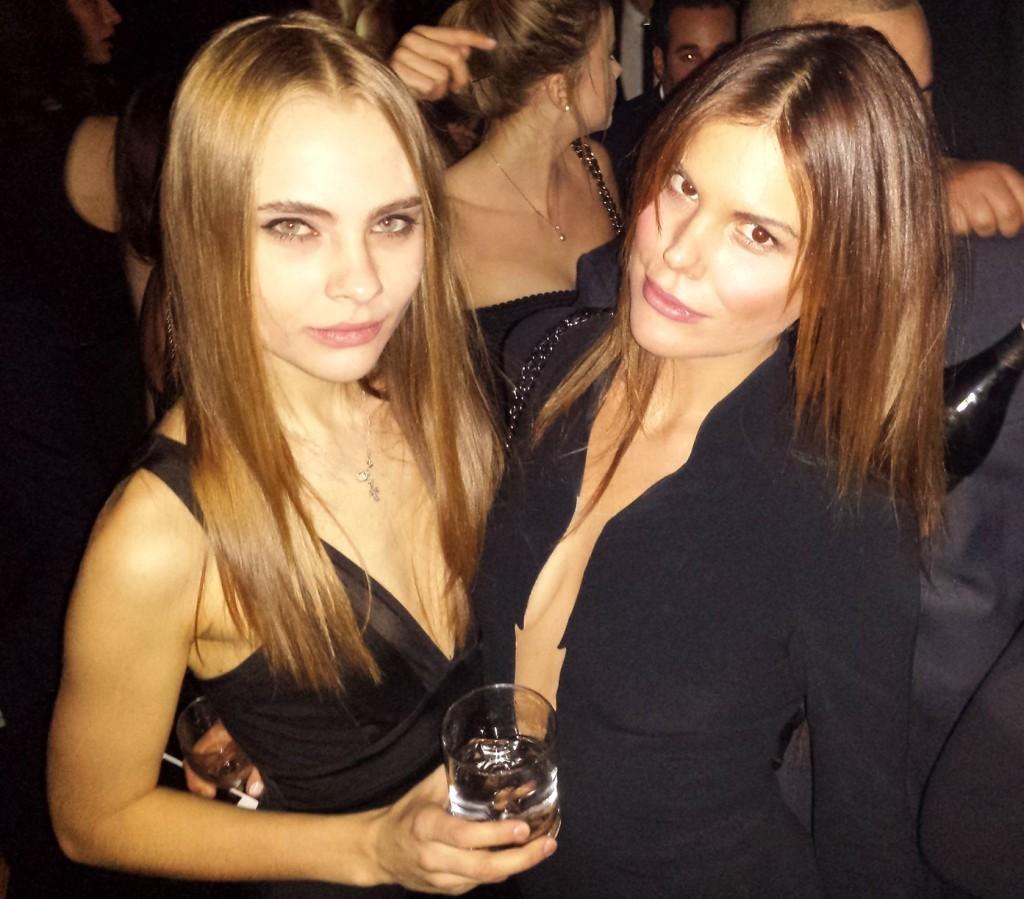 Leonardo DiCaprio Birthday, Lidia Vidrenko, Rosalind Lipsett