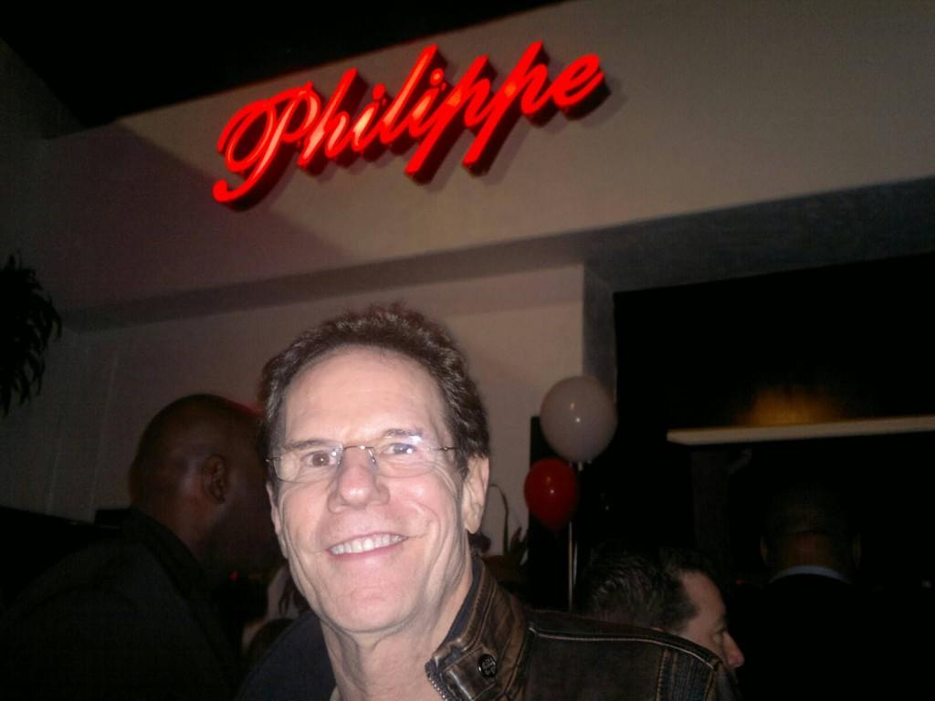 Jeff Rice + Philippe + Los Angeles