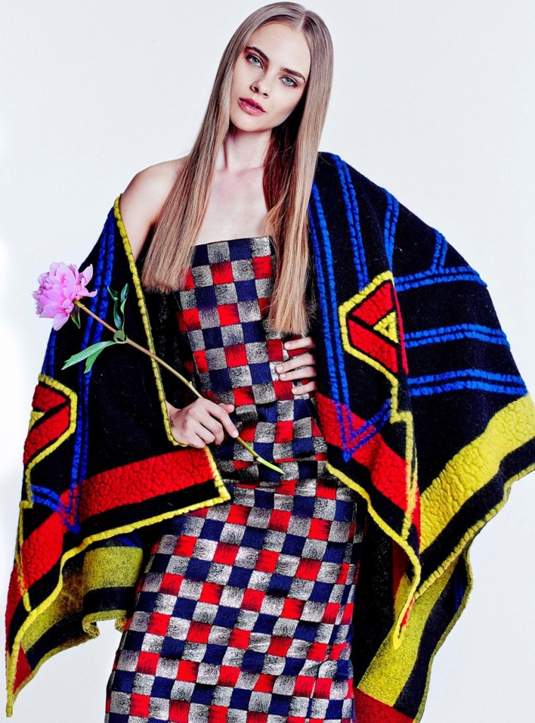 Lidia Vidrenko + top + model