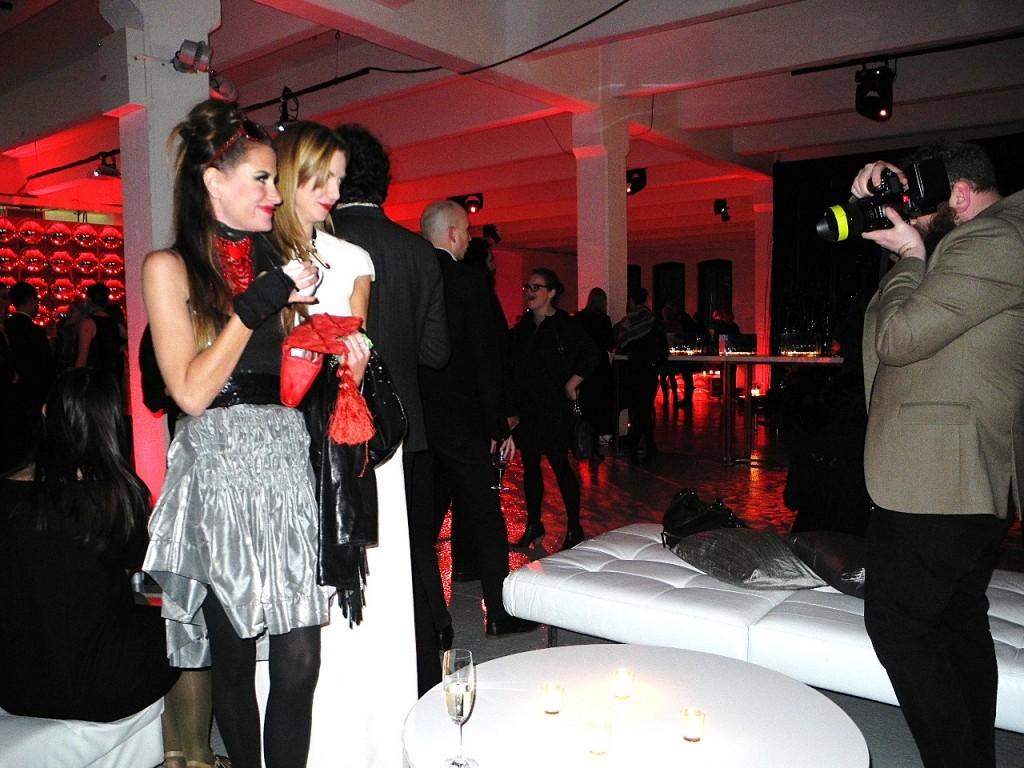 Polina Proshkina + ICI Annual Benefit + Honoring Miuccia Prada + Germano Celant