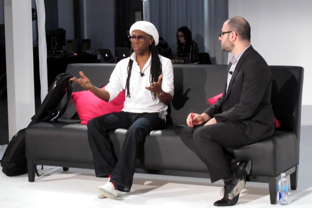 Nokia + MixRadio + Nile Rodgers