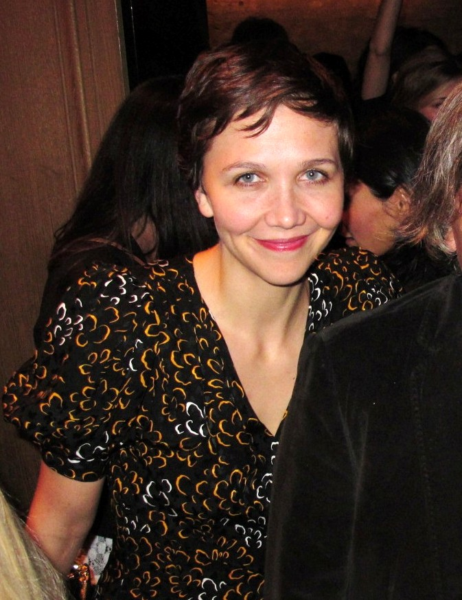 MAGGIE GYLLENHAAL + RED HOT ROSTER