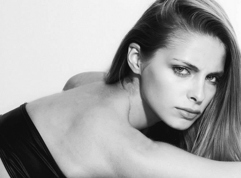 Anna Maria Olbrycht portrait model