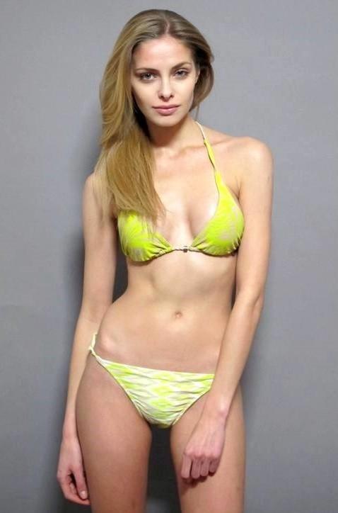 Anna Maria Olbrycht model beautiful