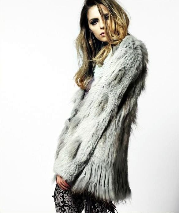 Anna Maria Olbrycht model fashion top