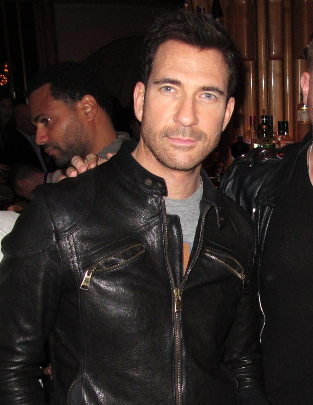 RED HOT ROSTER November Dylan McDermott