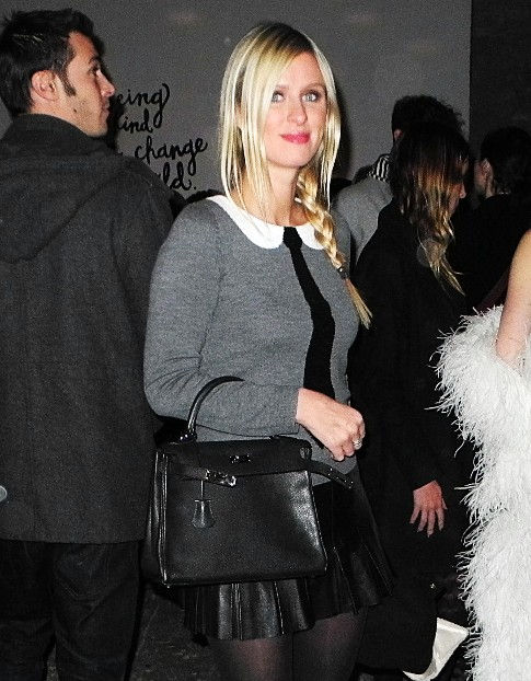 RED HOT ROSTER November NICKY HILTON