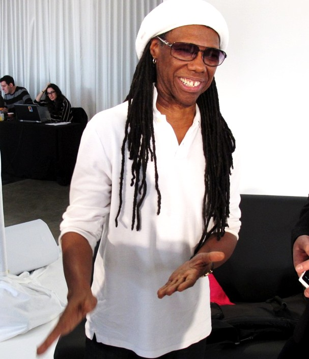 RED HOT ROSTER November Nile Rodgers