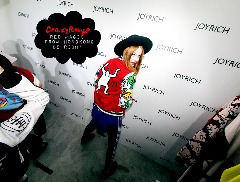 01 JoyRich,CrazyRouge