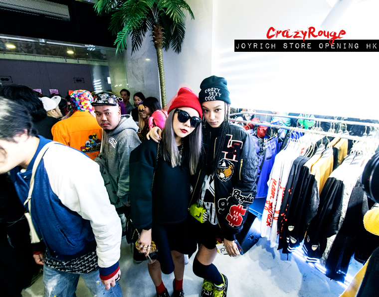 08JoyRich,EQueen,LouiseWong,CrazyRouge