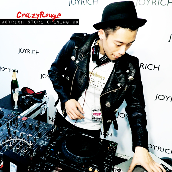 13JoyRich,DJJohnnieDarka,CrazyRouge