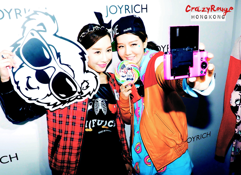 15JoyRich,CrazyRouge
