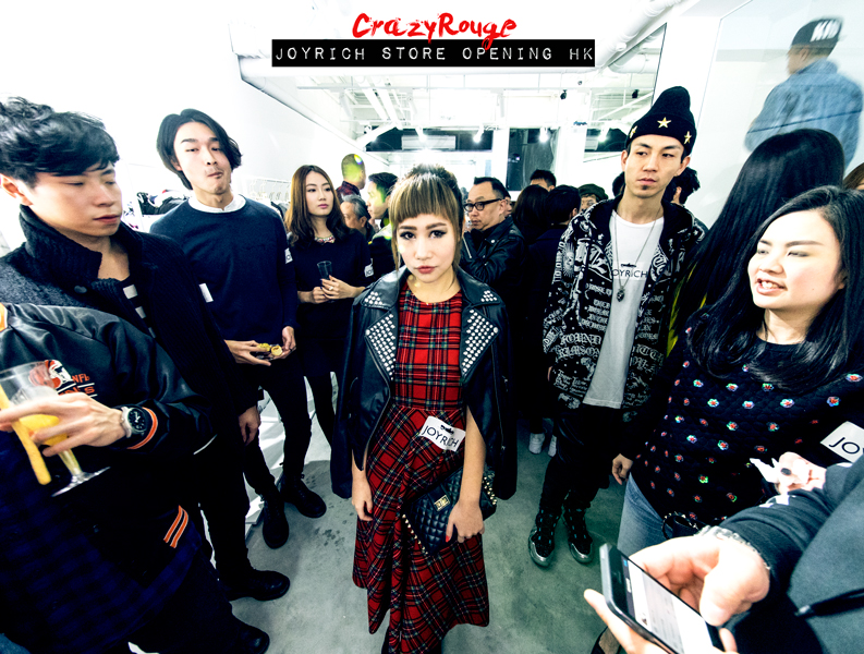 17JoyRich, CrazyRouge