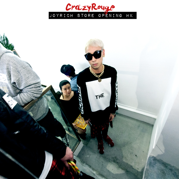 18JoyRich,HateRich,CrazyRouge
