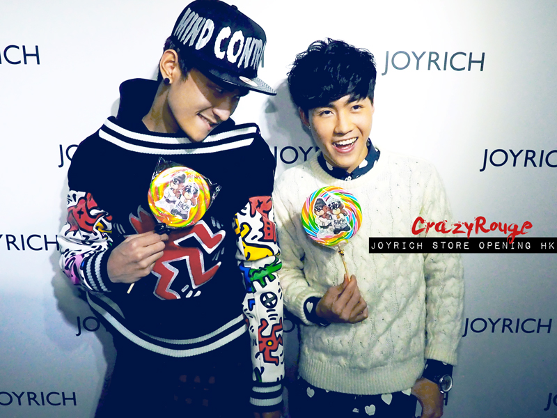 23JoyRich,CrazyRouge