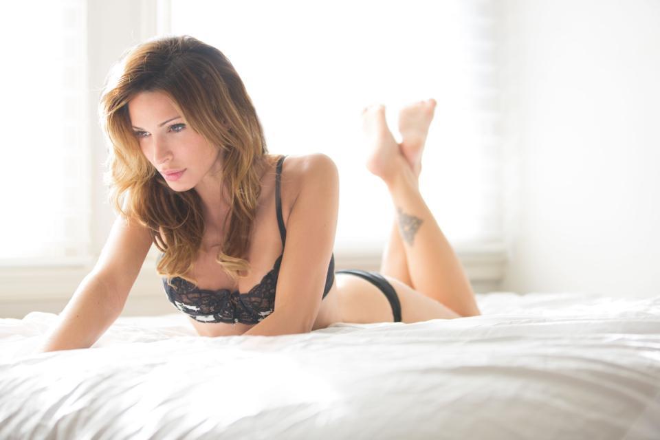 Tina Casciani bikini