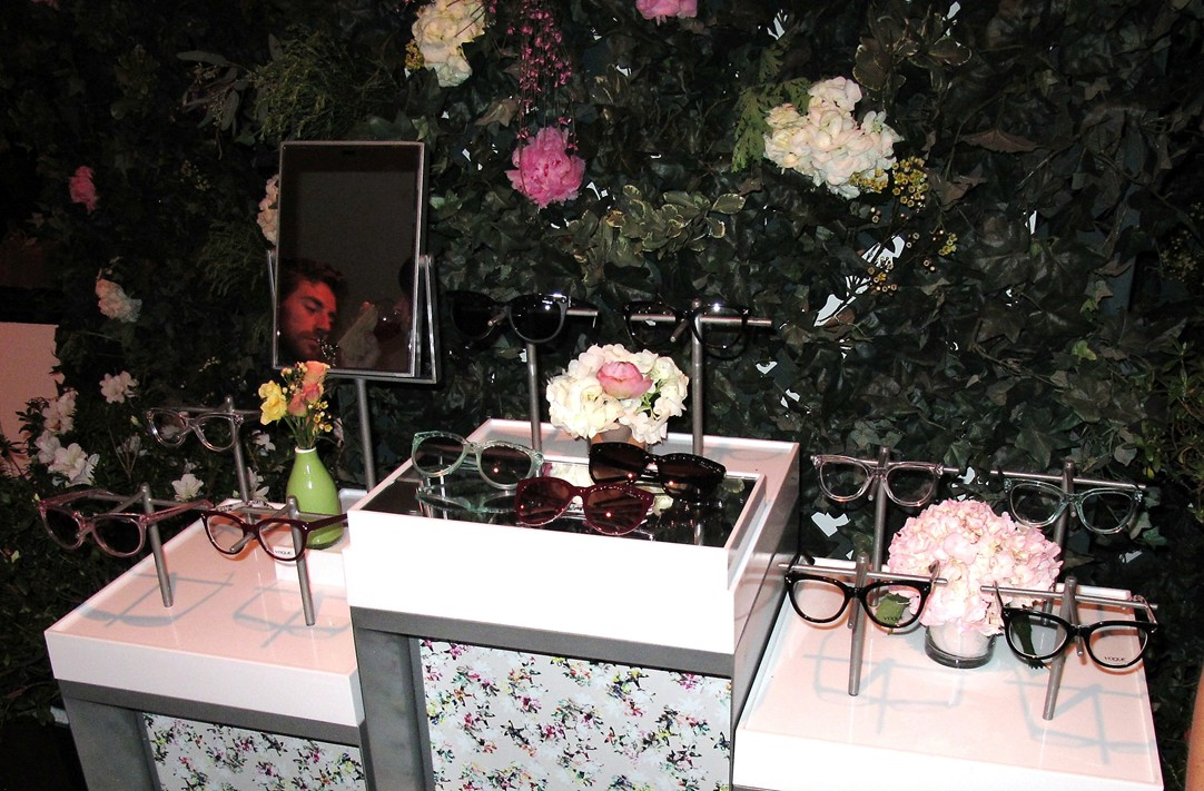Vogue Eyewear + CFDA + Charlotte Ronson + Launch Party