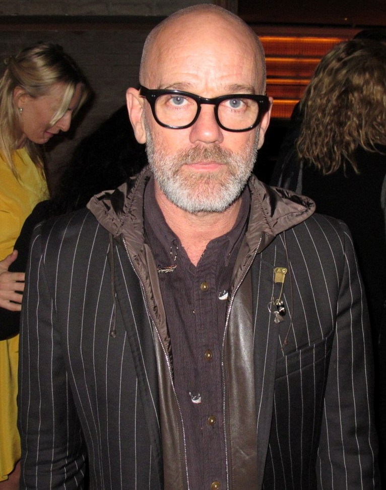 RED HOT ROSTER Michael Stipe