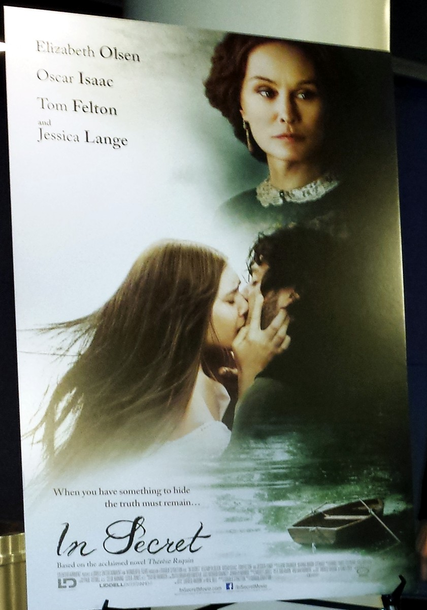 In Secret + movie premiere + Los Angeles