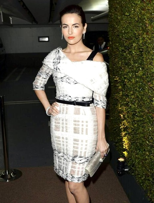 Camilla Belle + Bvlgari + Decades of Glamour