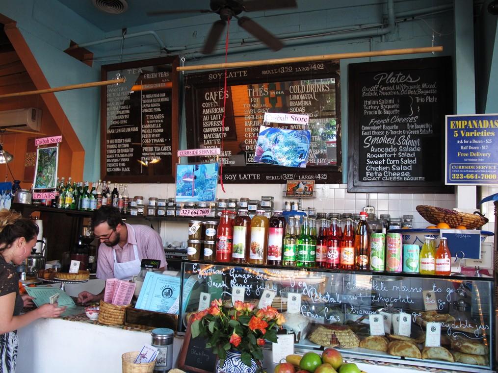 Casbah Cafe + Silver Lake + LA + Los Angeles + cool