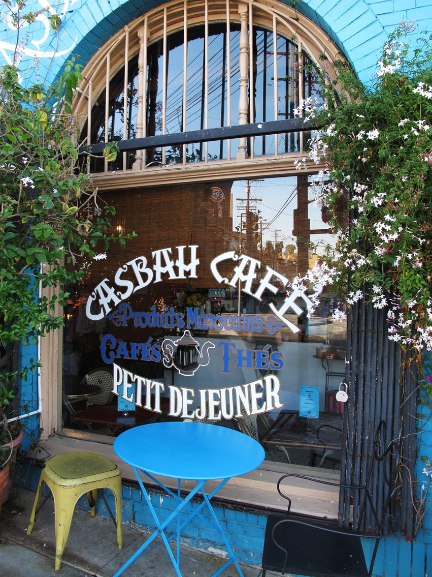 Casbah Cafe + Silver Lake + LA + french + North African