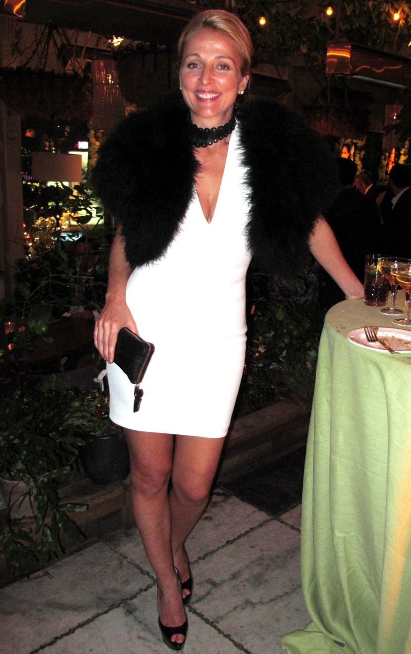 Kristina Roth + Bvlgari Decades of Glamour