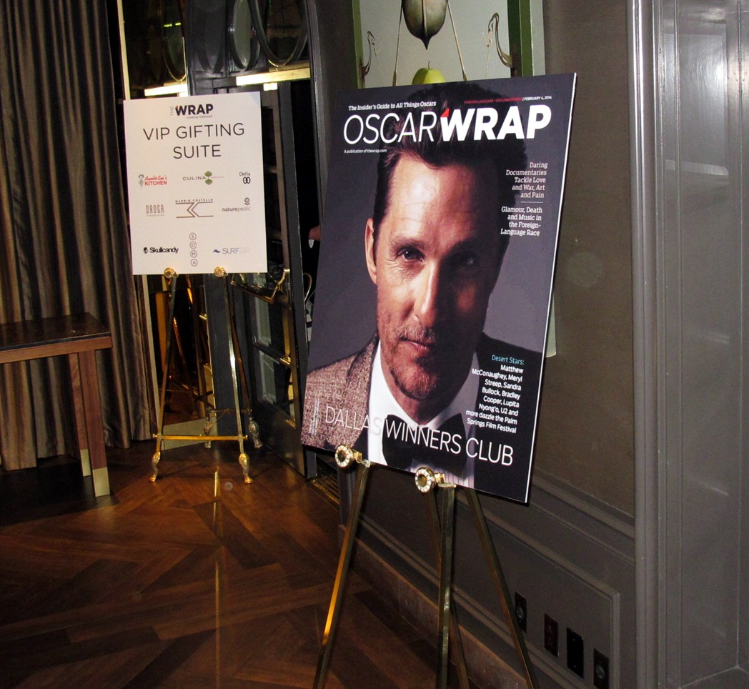 TheWrap pre oscar party