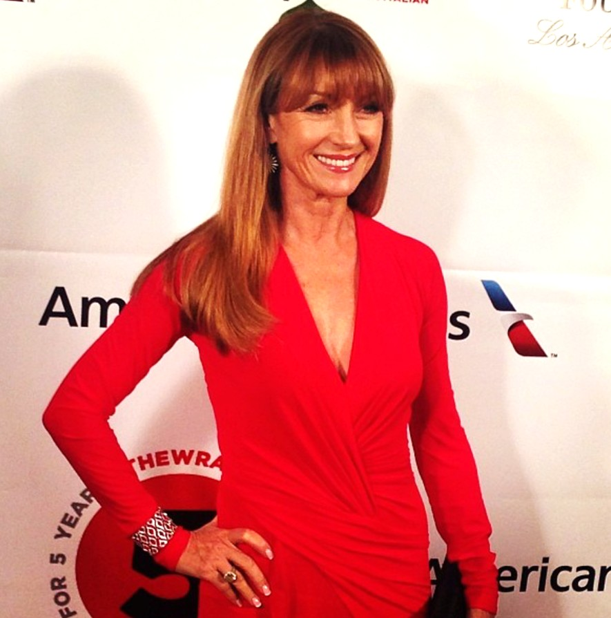 Jane Seymour The Wrap