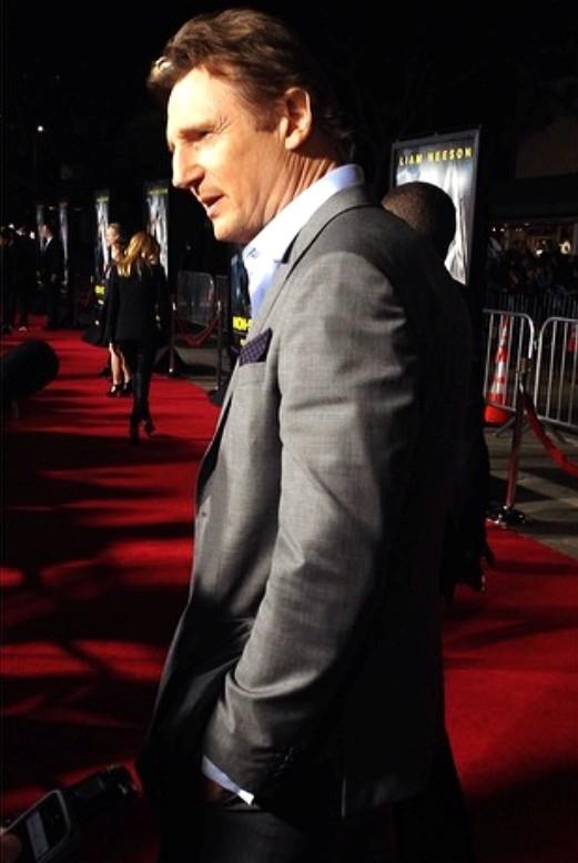 Non Stop premiere + Liam Neeson