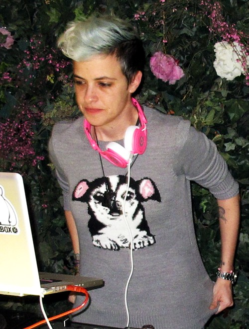REDHOT Roster Samantha Ronson January