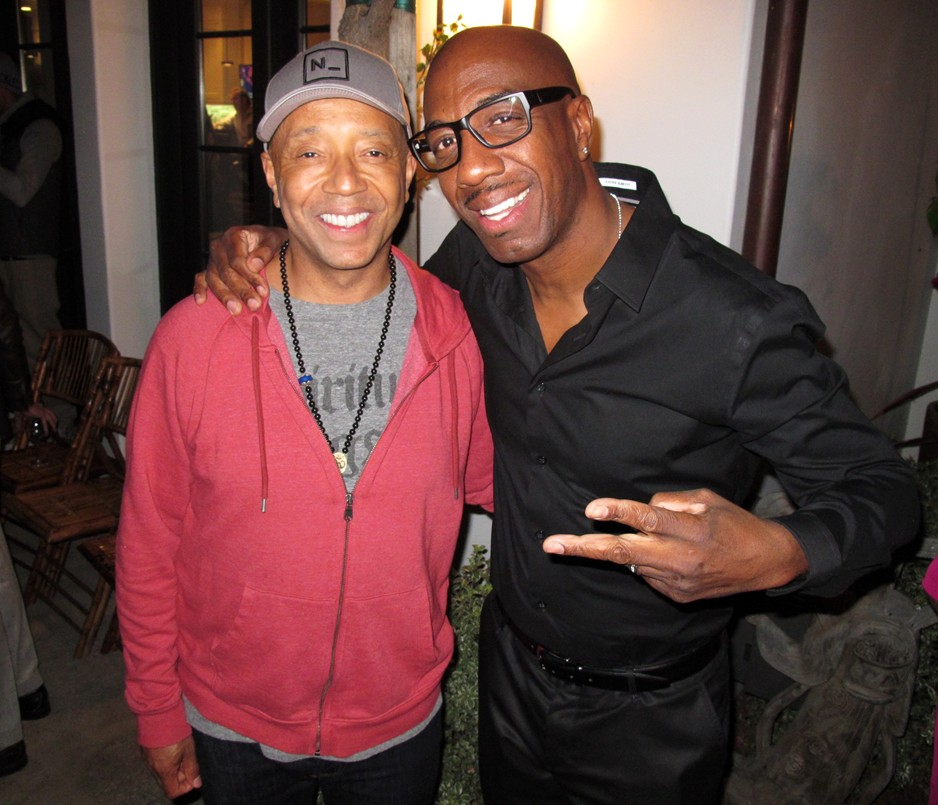 Russell Simmons + Book Launch + Success Though Stillness + Los Angeles
