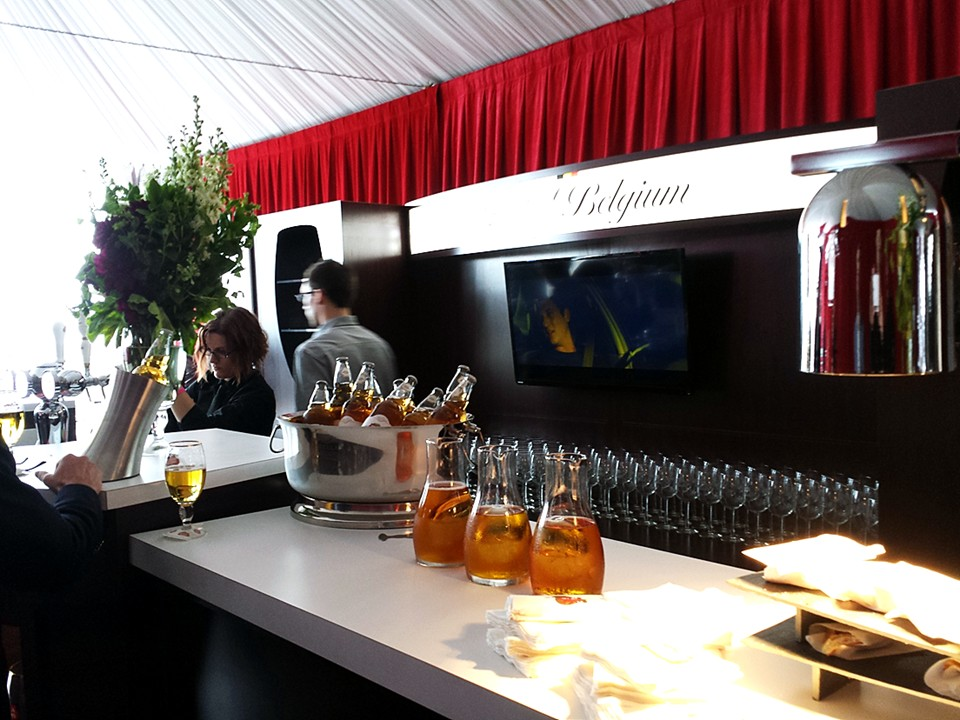 FILM INDEPENDENT SPIRIT AWARDS 2014 + Stella Artois tent