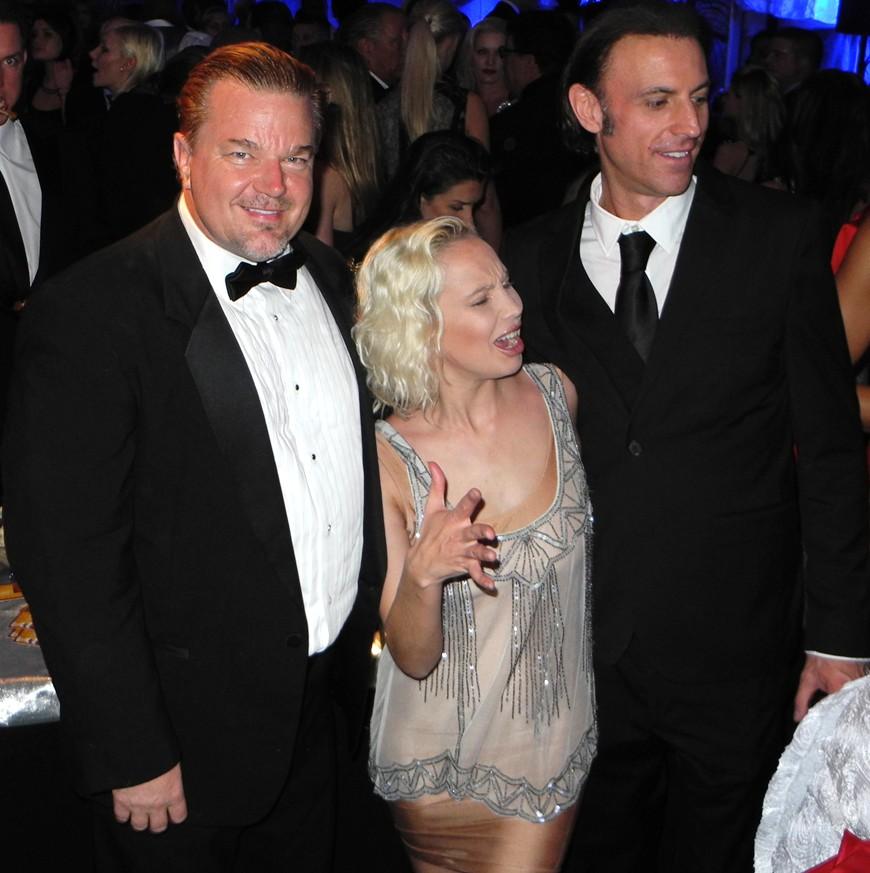 Fame and Philanthropy + Vineyard + Post Oscar + Inaugural