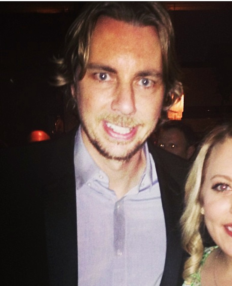 Dax Shepard + Veronica Mars Premiere Party