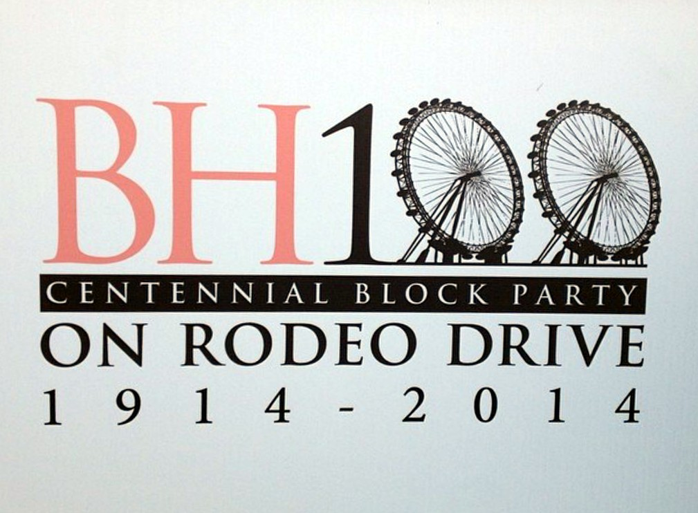 Beverly Hills 100th Birthday