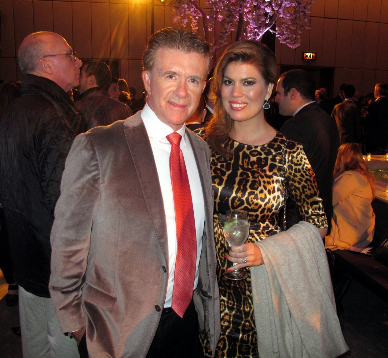 Alan Thicke + Hollywood Reporter + 35 powerful people media