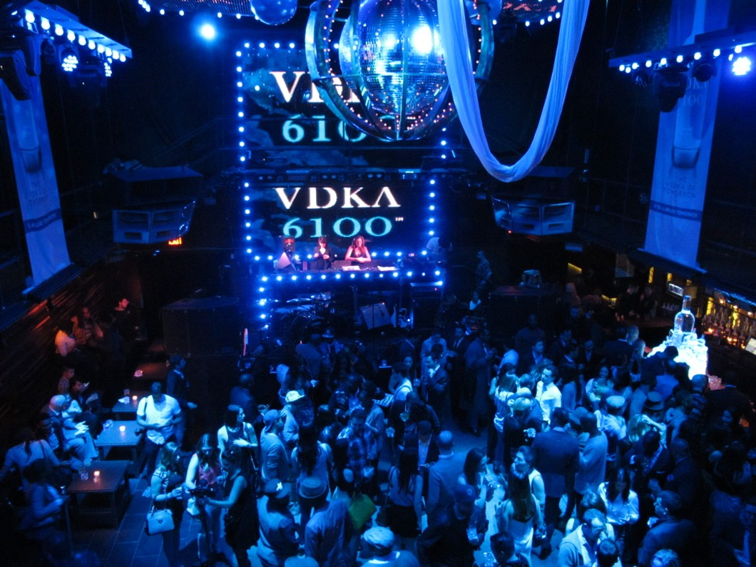 VDKA Launch + Party + New York + Robert De Niro