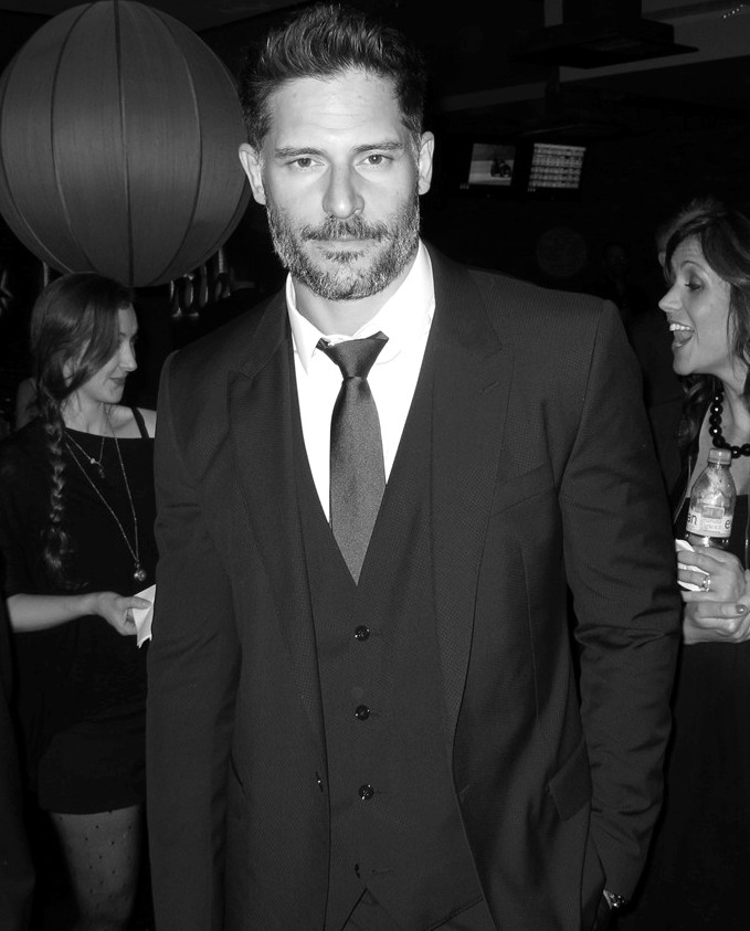 RED HOT ROSTER March 2014 Joe Manganiello