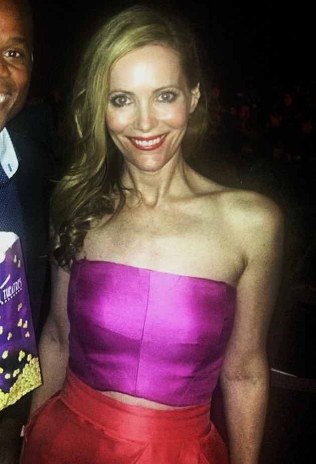The Other Woman + Leslie Mann + premiere