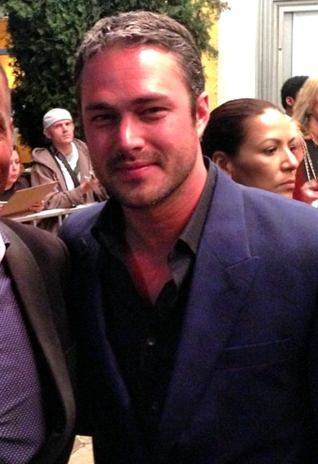 The Other Woman + Taylor Kinney + premiere + LA