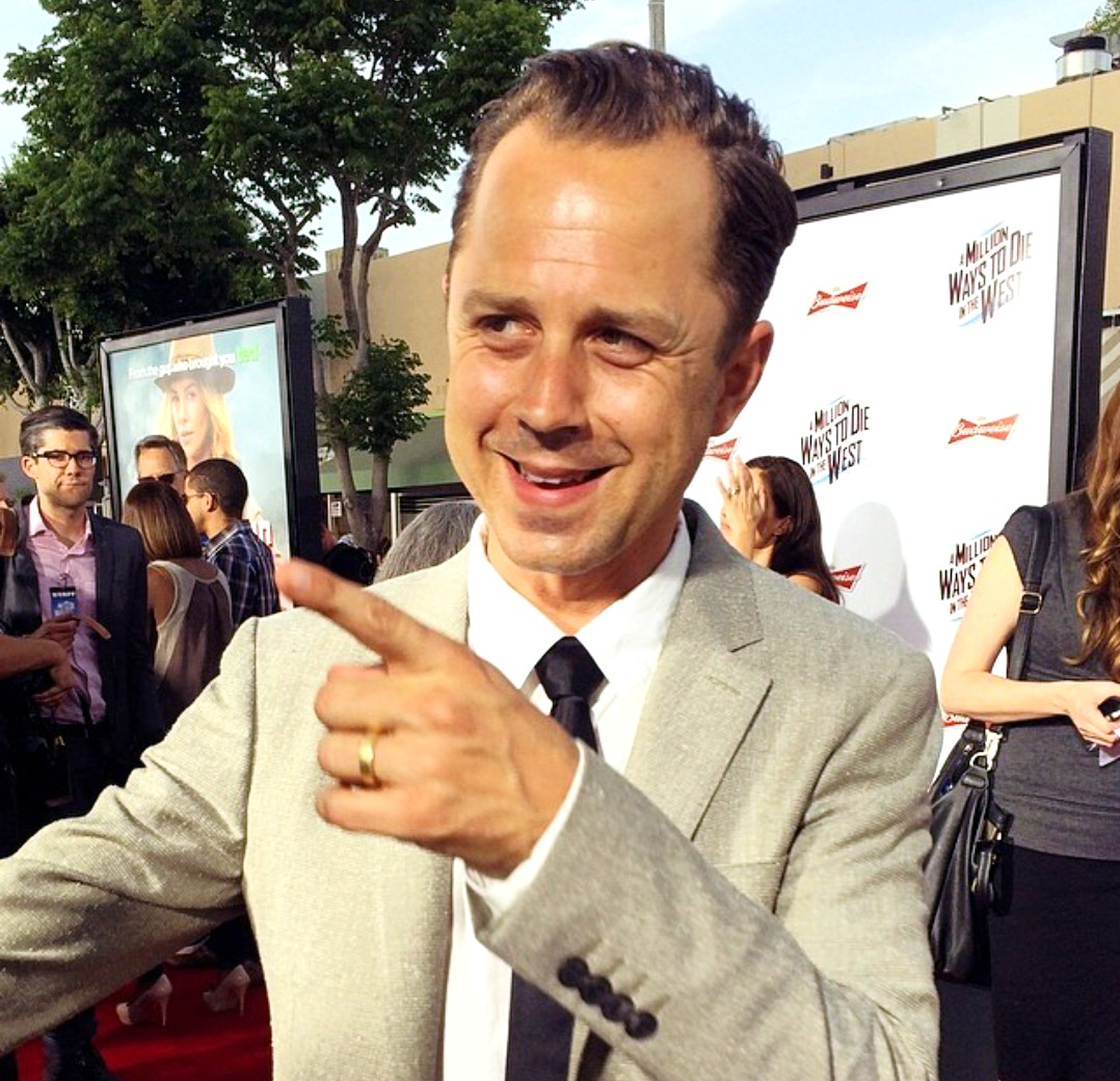 A Million Ways to die in the West Giovanni Ribisi