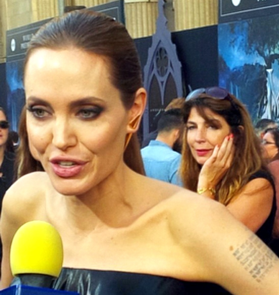 Maleficent, movie, premiere, Angelina Jolie