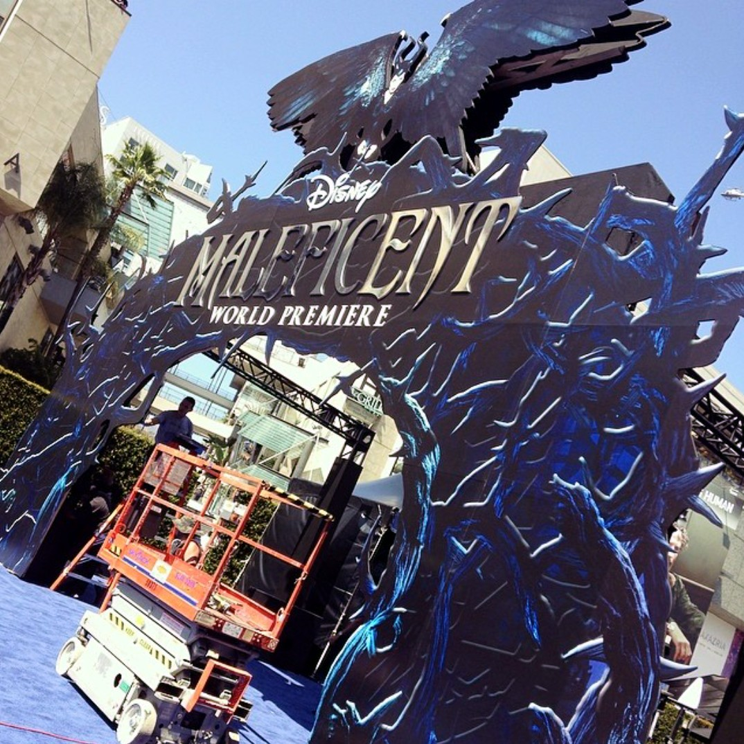 Maleficent, movie premiere